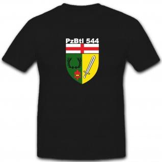 Kaserne Bundeswehr Wappen Abzeichen Emblem Pzbtl 543 544- T Shirt #4023