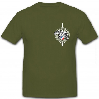 Commando Entrainement Frankreich France Polizei Spezialeinheit - T Shirt #8535