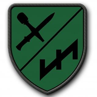 Patch PzGrenBtl 32 grün Panzergrenadierbataillon Bundeswehr Wappen Emblem #5335