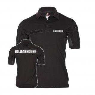 Tactical Zollfahndung Poloshirt Alfa Zoll Sicherheit Grenzeinheit #30142