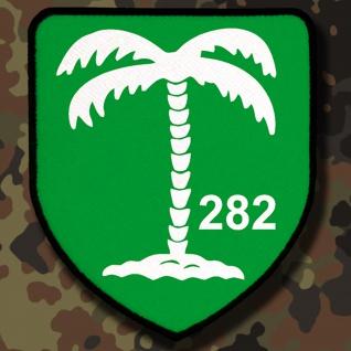 Patch / Aufnäher - PzGrenBtl 282 Bundeswehr Deutschland Militär Wappen #7832