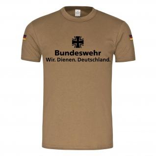 BW Tropen Bundeswehr Bund Kreuz Deutschland Soldat Dienstzeit Einheit #22225