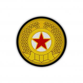 Patch / Aufnäher - Korea armee Streitkräfte KVA Demokratische republik #19224