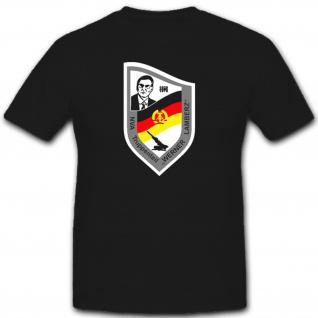Nva Truppenteil Werner Lamberz Nationale Verteidigungs Armee Ddr- T Shirt #2967