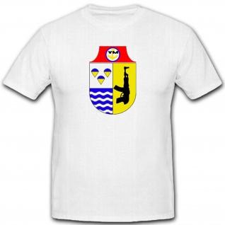 Wappen Kampfschwimmer Nva Nationale Verteidigungs Armee Ddr - T Shirt #3300