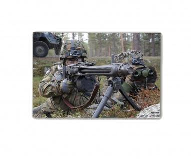 Poster M&N Pictures BW MG3 Schütze Plakat MPG Bundeswehr 30x20cm#30271