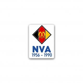 Aufkleber/Sticker NVA 1956-1990 Deutsche Demokratische Republik DDR 5x7cm A1791