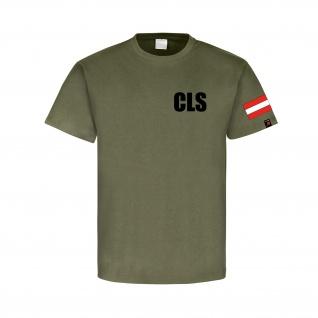 Combat Lifesaver Austria CLS Bundesheer Österreich Medic - T Shirt #18589