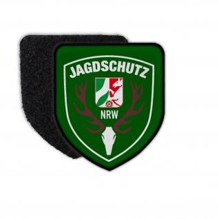 Patch Jagdschutz NRW Bundesjagdgesetz Jagdgesetz Bundesland Schutz Wild #33741