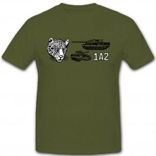 Leo 1a2 Panzer Bundeswehr Deutschland Fahrzeug Armee Heer Militär T Shirt #3559