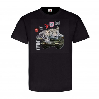 Leopard Panzer Bundeswehr BW Leo Panzereinheit Militär Soldaten #22717