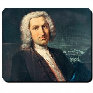 von Haller Albrecht von Haller Mediziner Dichter Literatur Mauspad #16250