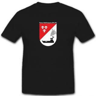 Pioner Fluss Kompanie (TV) 791 Wappen Abzeichen Emblem - T Shirt #5524