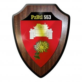 Wappenschild - PzBtl 553 Panzer Bataillon Leopard Bundeswehr #10193 w