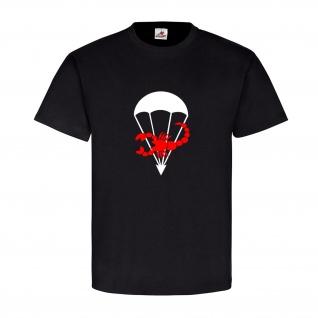 FschJgBtl 263 Fallschirmjäger Bataillon Bundeswehr Bw - T Shirt #8519