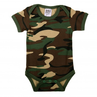 Tactical Strampler Army Baby Suit Armystyle #18462