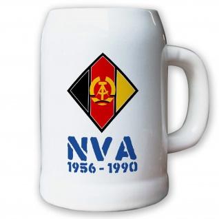 Krug / Bierkrug 0, 5l - NVA 1956-1990 nationale Volksarmee Ostdeutschland #8710