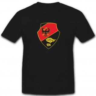 Pzbtl 134 Deutsche Bundeswehr Militär Wappen Abzeichen Reservistenverband #4032