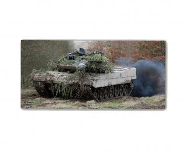 Poster M&N Pictures Bundeswehr Panzer vorwärts MARSCH Alfashirt ab30x14cm#30280