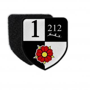 Patch 1 PzGrenBtl 212 Bundeswehr Augustdorf Klett Uniform Wappen #36604