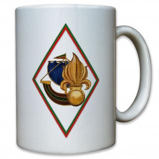 roupement de recrutement de la Légion étrangére Frankreich - Kaffee #11848