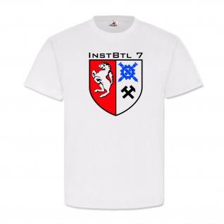 InstBtl7 Instandsetzungsbataillon 7 Bundeswehr Militär Einheit T Shirt #3035