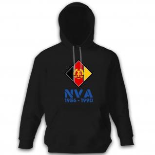 NVA 1956-1990 Armee DDR deutsche demokratische Republik Wappen - Hoodie #8708