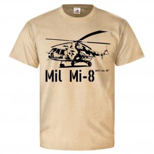 Mil Mi-8 HIP Transport-Hubschrauber Russland NVA DDR Sowjetunion Russia #25724