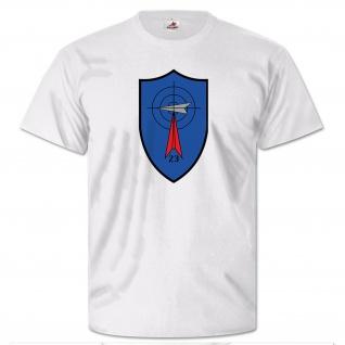 1 FlaRakGrp 23 Flugabwehrraketengruppe Staffel Wappen BW T Shirt #26111
