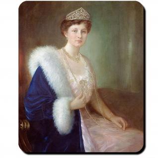 Viktoria Luise Preußen Prinzessin Kaiser Wilhelm II Regiment Mauspad #16413