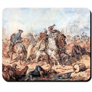 Schlacht bei Párkány Osmanisches Reich gegen Römisches Reich Mauspad #16214