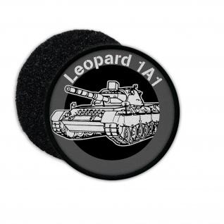 Patch Leopard 1A1 Panzer Bundeswehr Munster Leo1 Kampfpanzer Aufnäher #23194