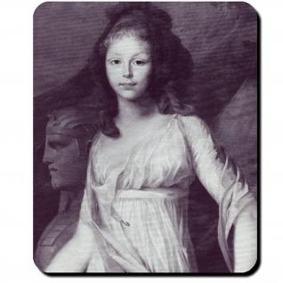 Luise Königin 1796 Preußen Prinzessin Mecklenburg Friedrich Mauspad #16398