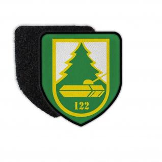 Patch Panzergrenadierbataillon 122 Oberviechtach PzGren-Btl Bundeswehr #31957