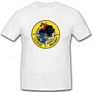 1LTG62 Wunstorf Bundeswehr Luftwaffe Deutschland Militär Wappen - T Shirt #8262
