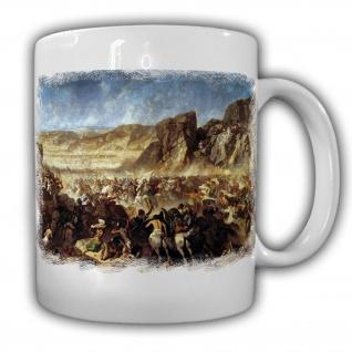 Tasse Kunaxa Schlacht von Kunaxa Perserreich Gemälde Bild Kunst Adrien #17914