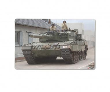 Poster M&N Norway Leopard 2A4 Tank Norwegen Plakat Leo Panzer ab30x19#30294