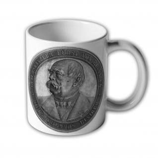 Tasse Kanzler Fürst von Bismarck Otto Deutschland Einigger Preußen #31422