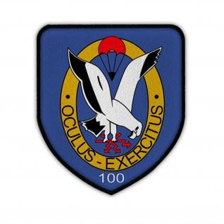 Patch / Aufnäher -FernSpähKp 100 Fernspähkompanie FeSpähKp Bundeswehr #14040