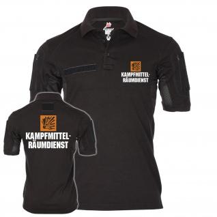 Tactical Polo Kampfmittelräumdienst KRD Kampfmittelbeseitigung Firmen #22288