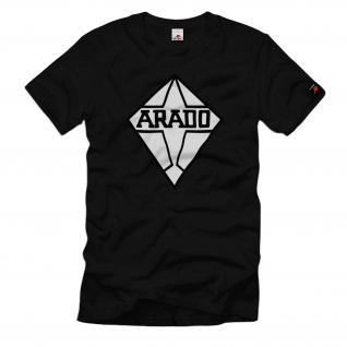 ARADO Flugzeugwerke Logo Abzeichen Emblem Luftwaffe Flugzeug T-Shirt#36954