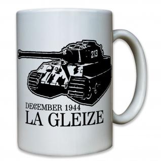 La Gleize 1944 Königstiger Museum Belgien Ardennen Offensive -Tasse #8083