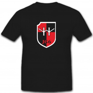 Jagdgeschwader 6 Luftwaffe Deutschland - T Shirt #6737
