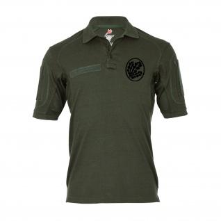 Tactical Poloshirt Deutscher Jäger Bundeswehr Abzeichen Eichenlaub Shirt#35550