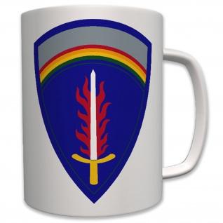 Usareur US Army Europe Amerika Deutschland 59th Ordanace Brigade - Kaffee #7782