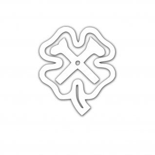71 Infanterie-Division Inf-Div Abzeichen Wappen Aufkleber 10, x12, 6cm #A5297