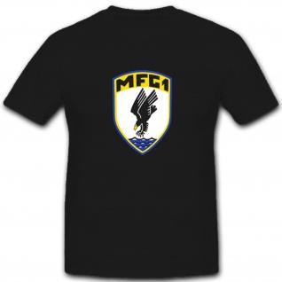 Flugzeug-Geschwader Mfg 1 Marine Wappen Abzeichen Mflgrp - T Shirt #4041