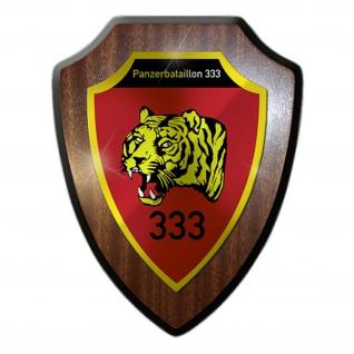 Wappenschild Panzerbataillon 333 PzBtl Wappen Abzeichen Lingen Celle - #17363