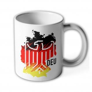 Deutschland Adler Tasse Wappen #6294
