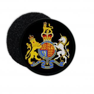 Patch British Royal Marines England Marine Greatbritain Warrant #33882